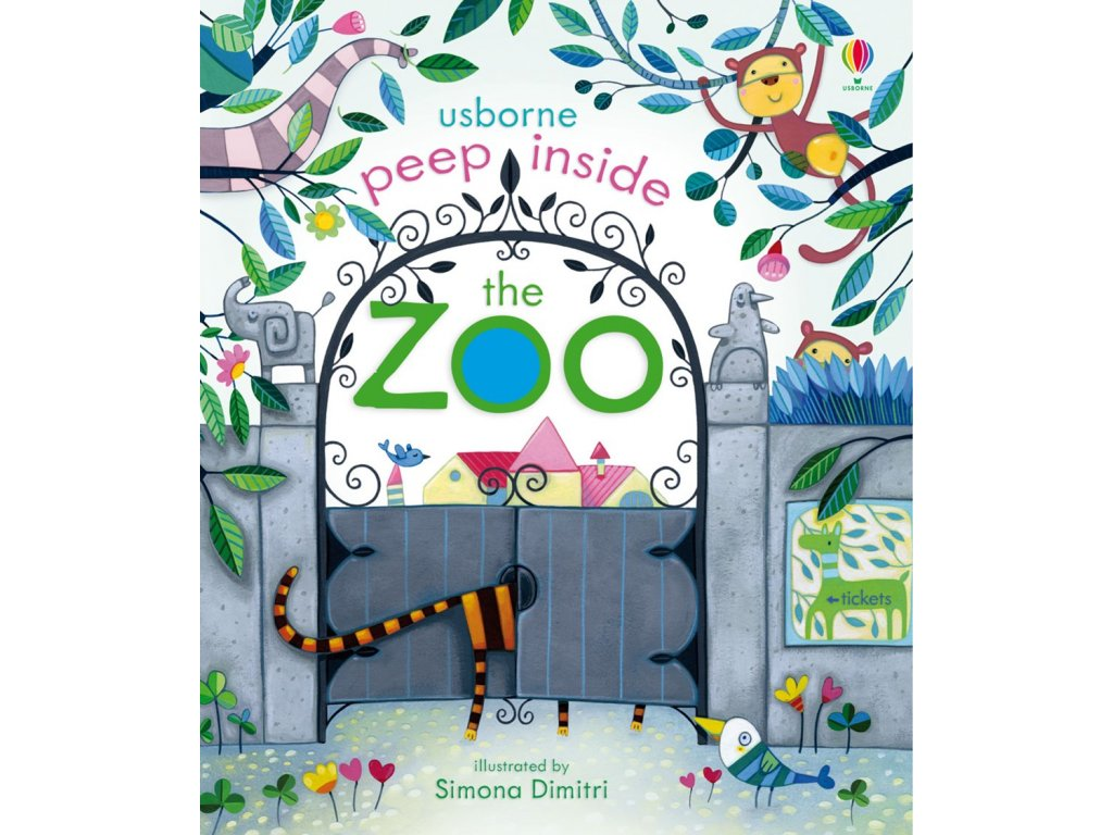 Peep inside the zoo 1