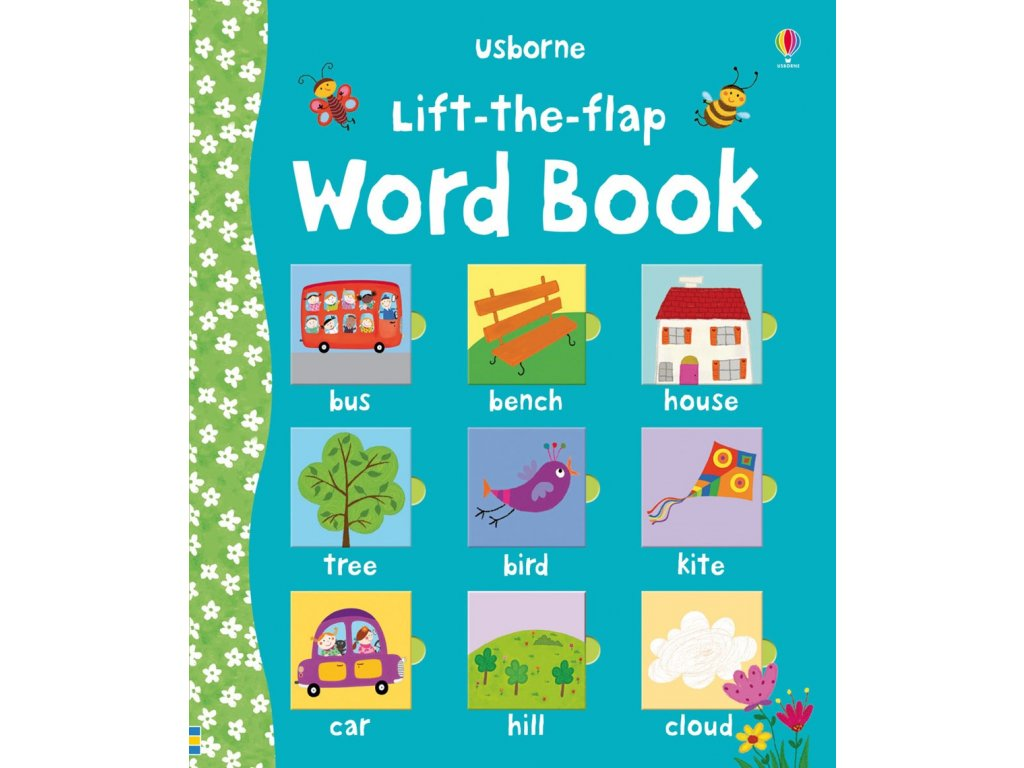 Lift the flap Word Book 1