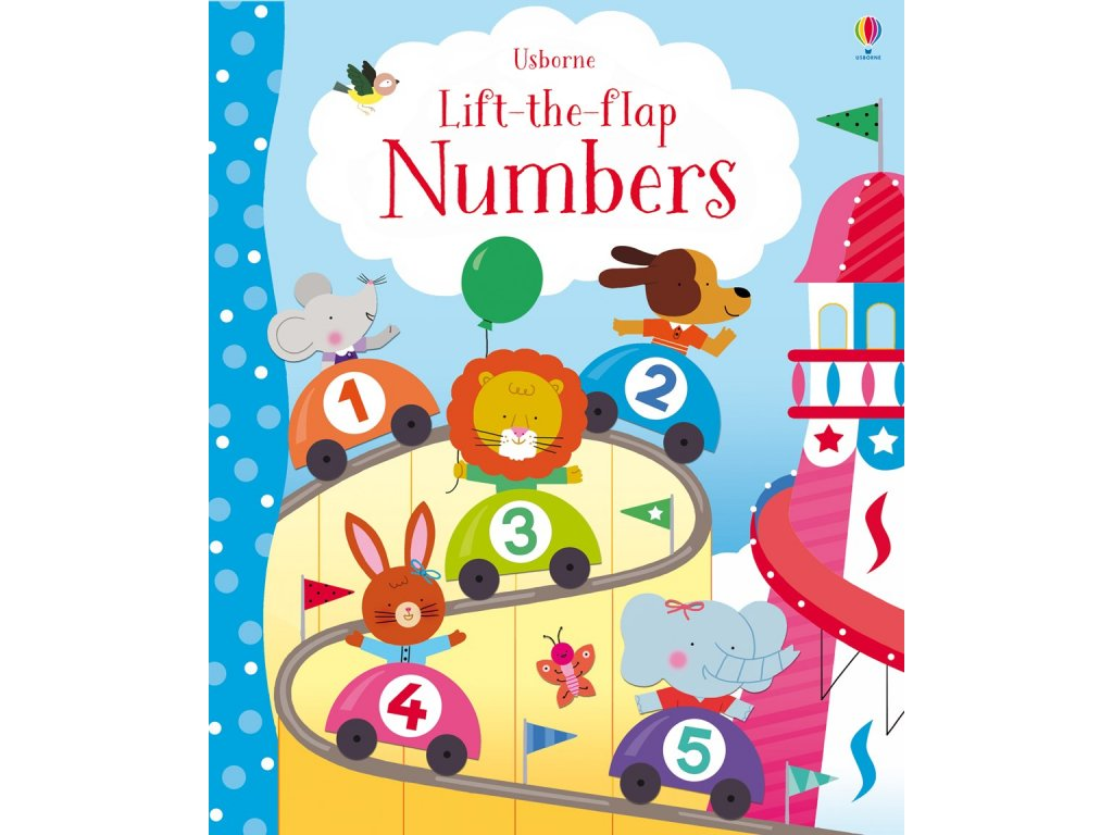 Lift the flap Numbers 1