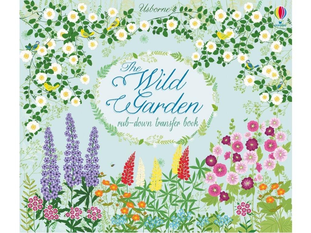 Rub down book The Garden