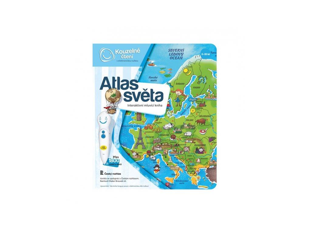 Kniha Atlas světa 1