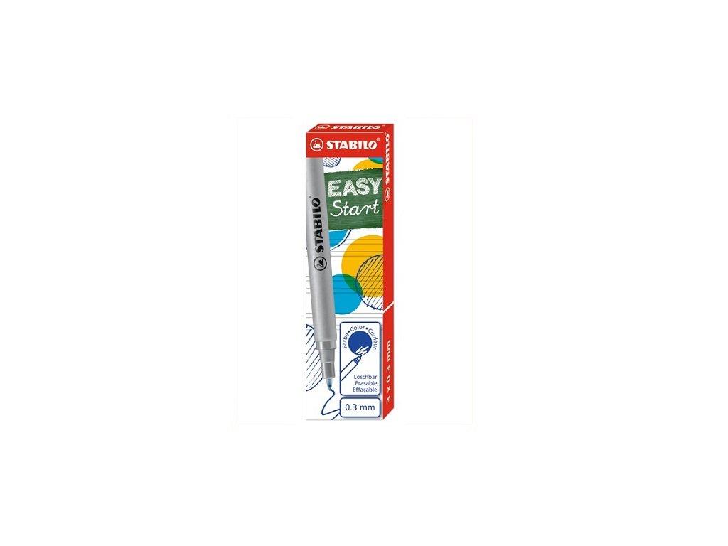 Stabilo EASYoriginal náplň modrá zmizíkovatelná 0,3 mm