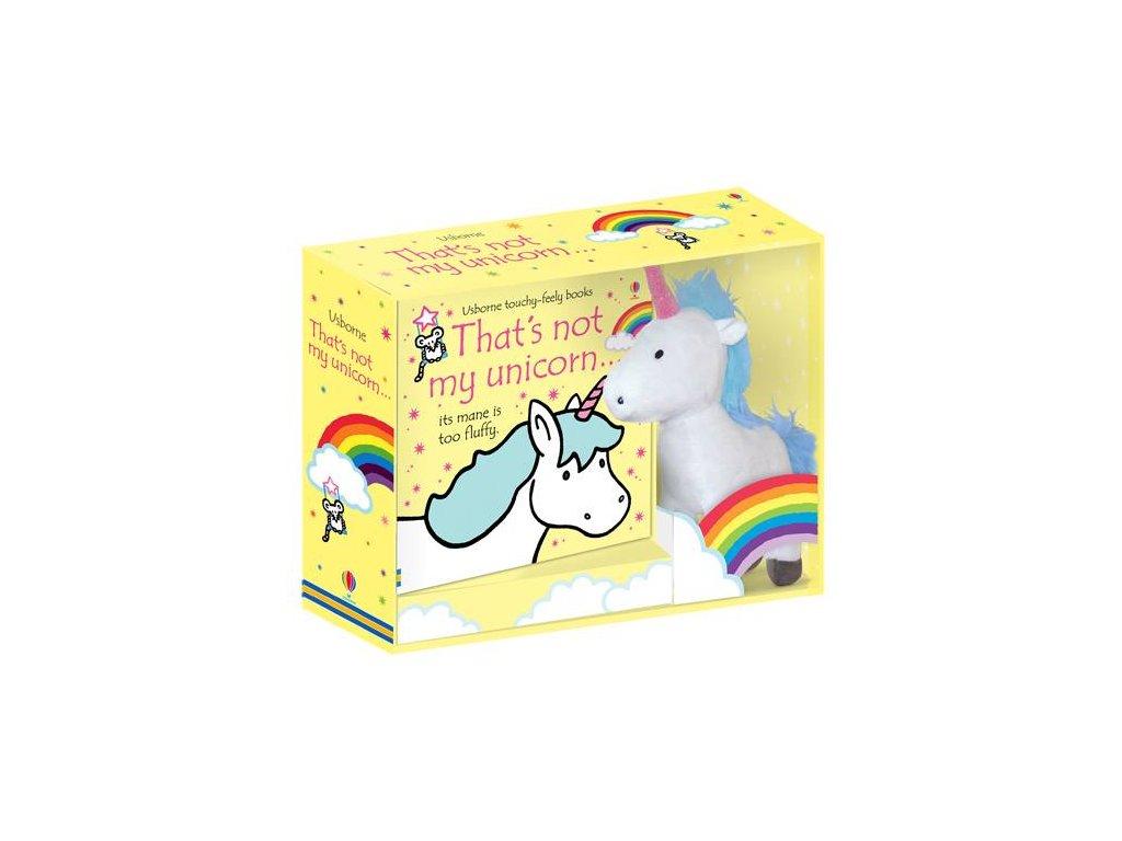 TNM Unicorn + plyšák