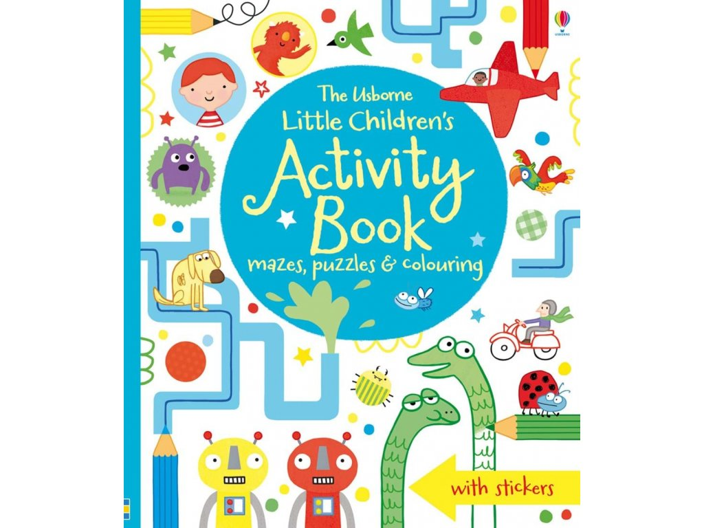 Little children's activity book 1