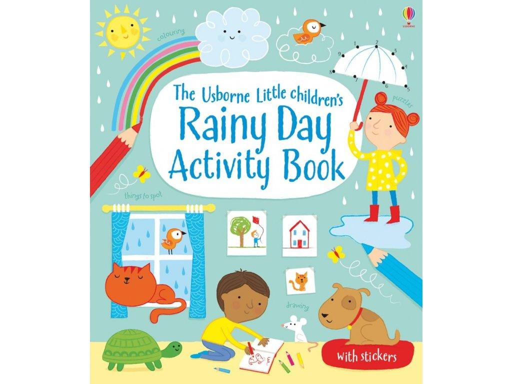 Little children's rainy day activity book 1