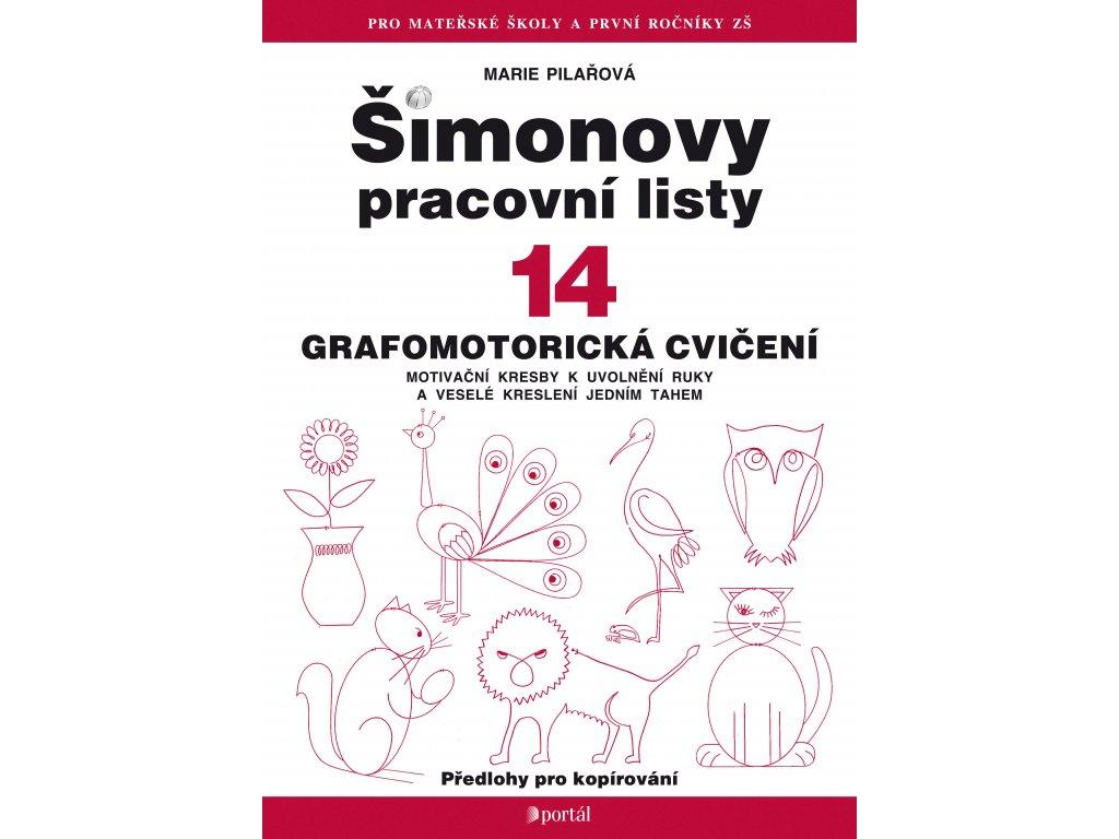 ŠPL 14 Grafomotorická cvičení 1
