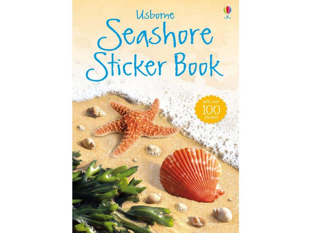 Seashore sticker book 1
