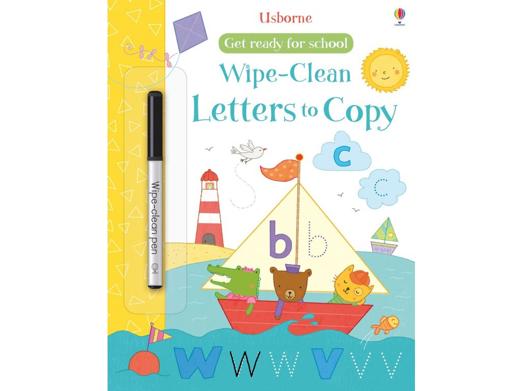 Letters to Copy