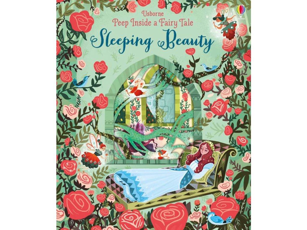 Peep inside a fairy tale Sleeping Beauty 1