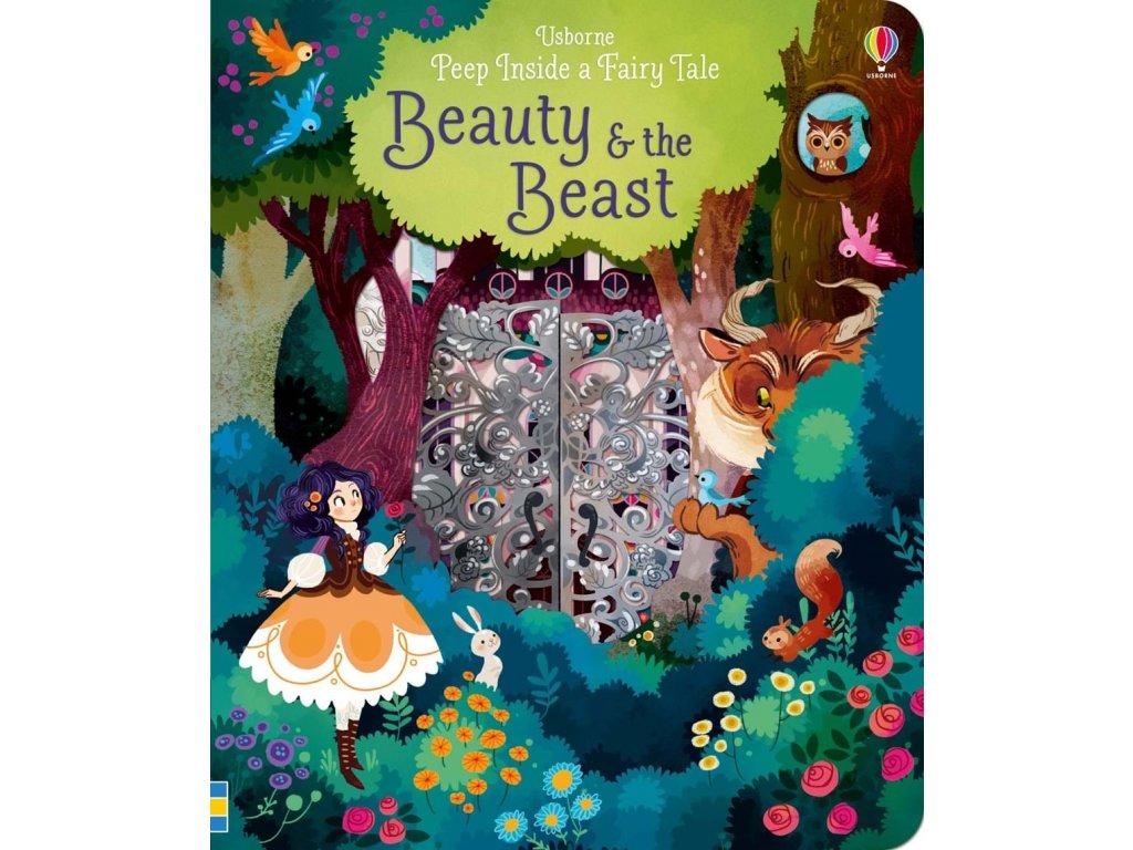 Peep inside a fairy tale Beauty and the Beast 1