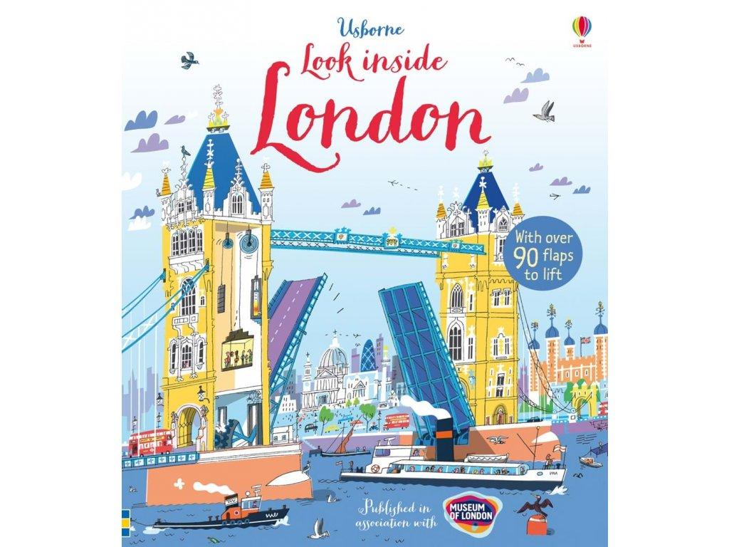Look inside London 1