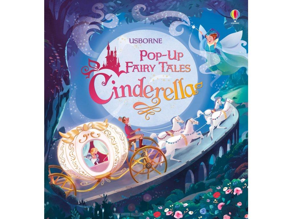 Pop Up Fairy Tales Cinderella 1