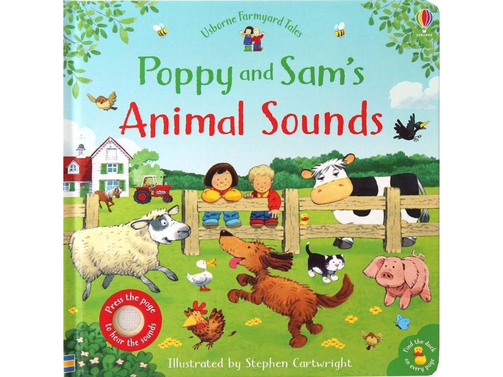 Poppy and Sam's animal sounds 1