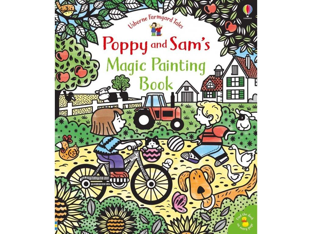 Poppy and Sam's magic painting book 1