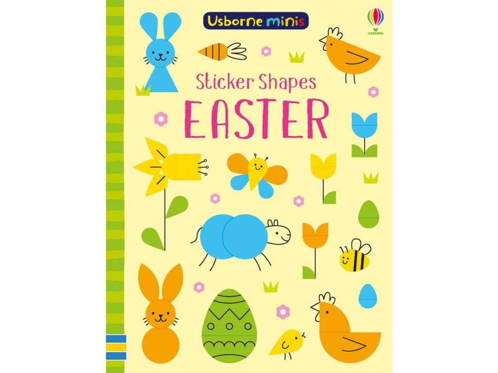 Sticker shapes Easter