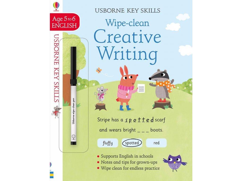 Wipe clean creative writing 5 6
