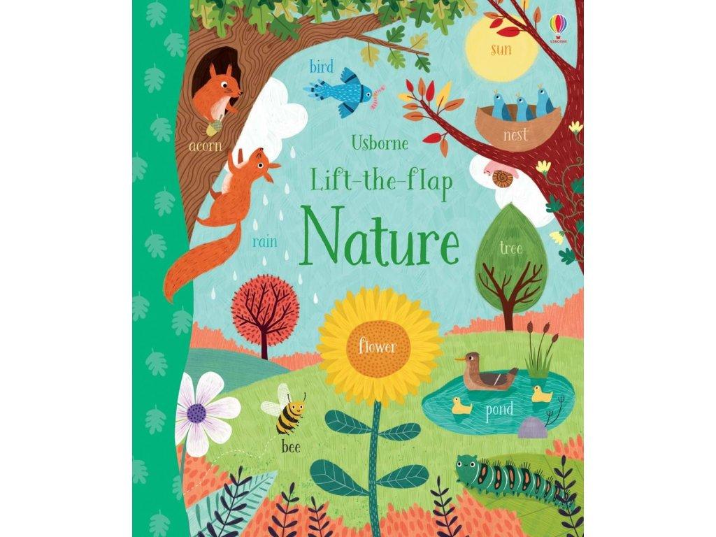Lift the flap nature