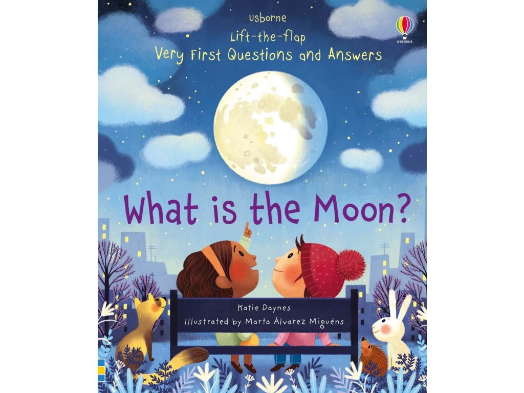 What is the moon