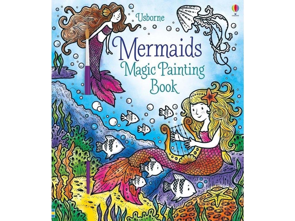 Magic painting mermaids