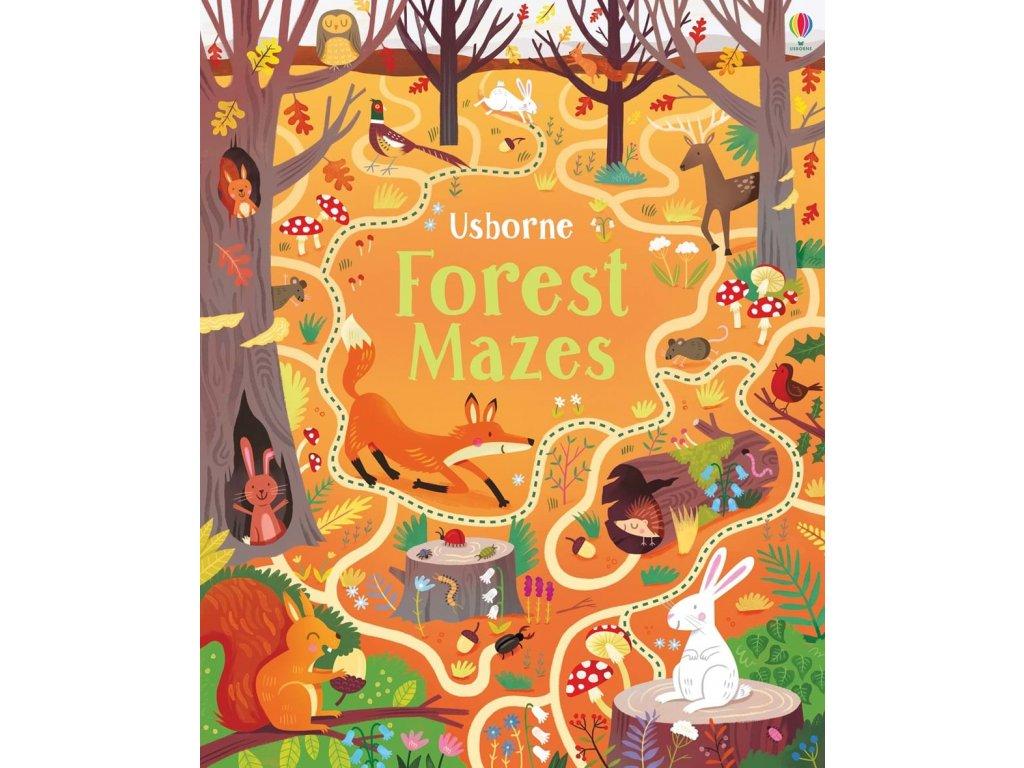 Forest mazes