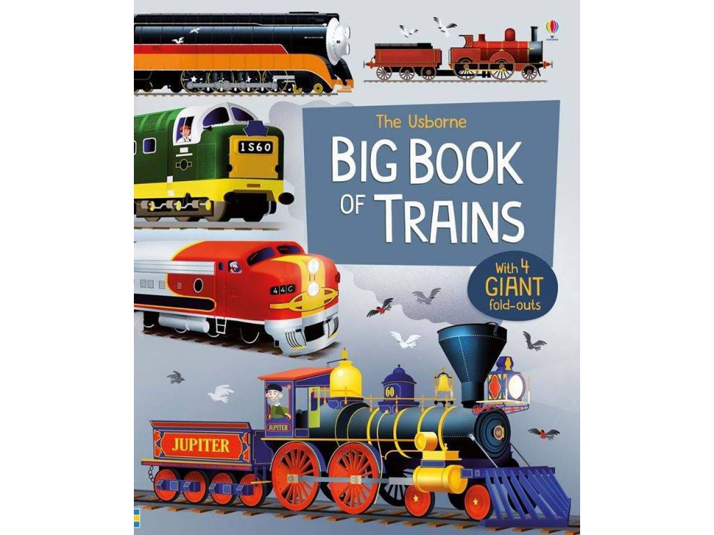 Big Book of Trains