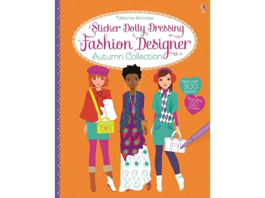 Fashion designer autumn collection 1