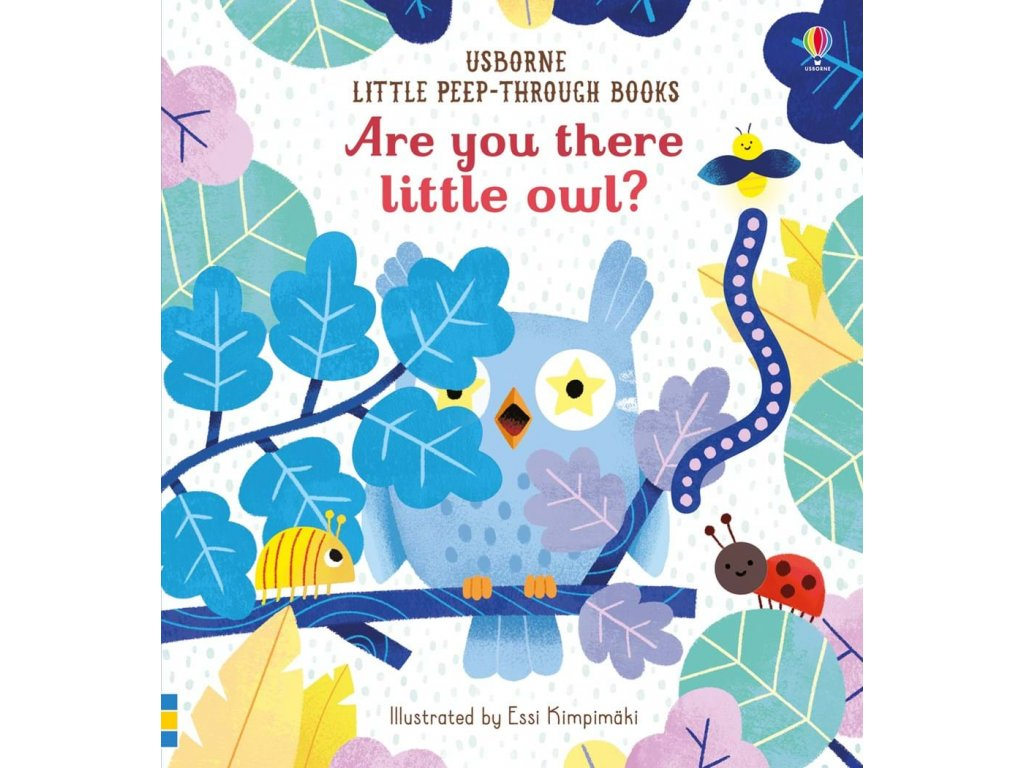 Are you there little owl