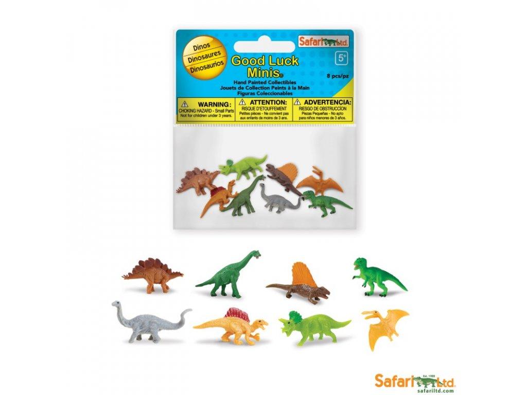 Dinosauři Good Luck Minis Funpack