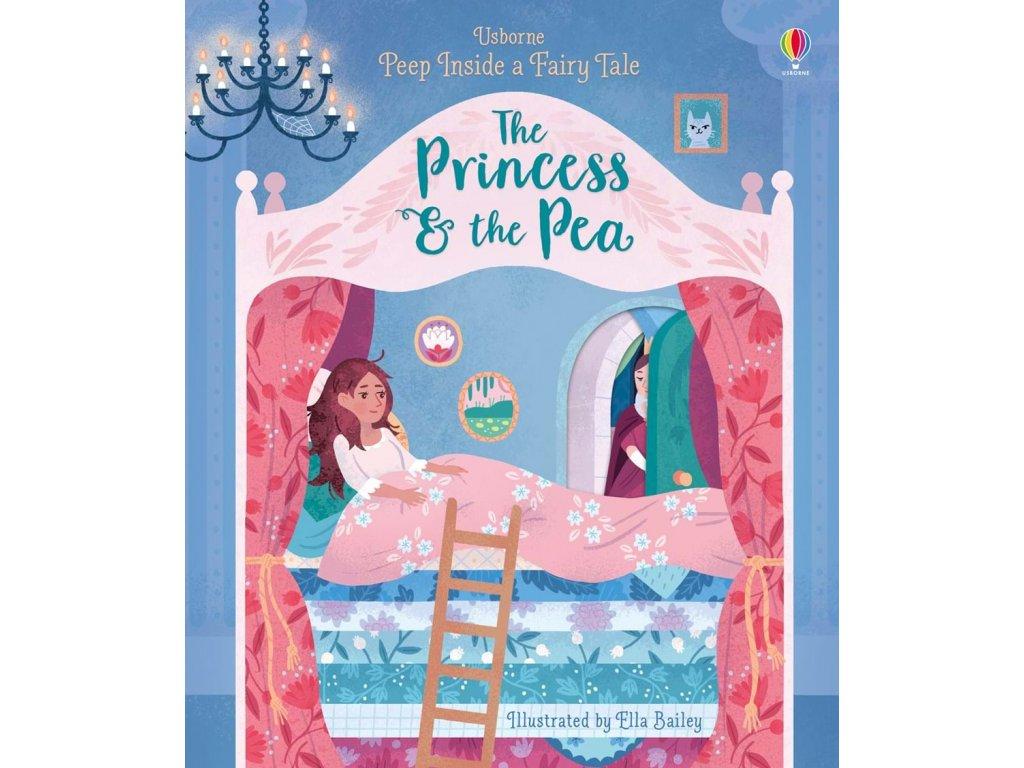 Peep inside a fairy tale The Princess and the Pea