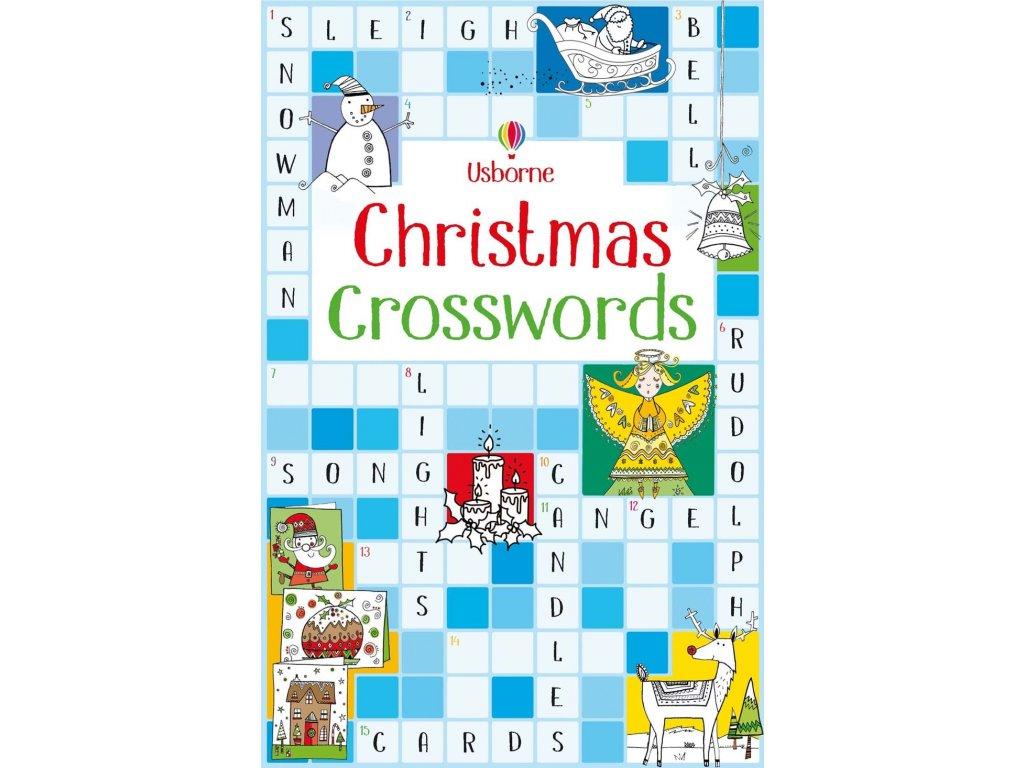 Christmas crosswords 1
