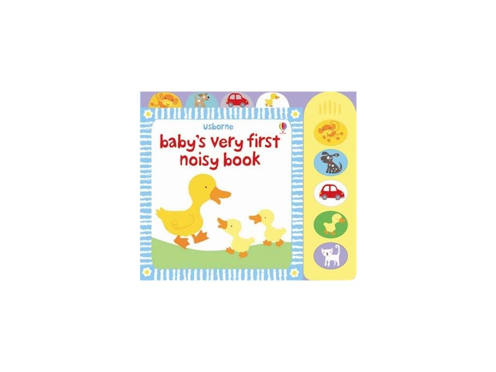 Baby's very first noisy book 1