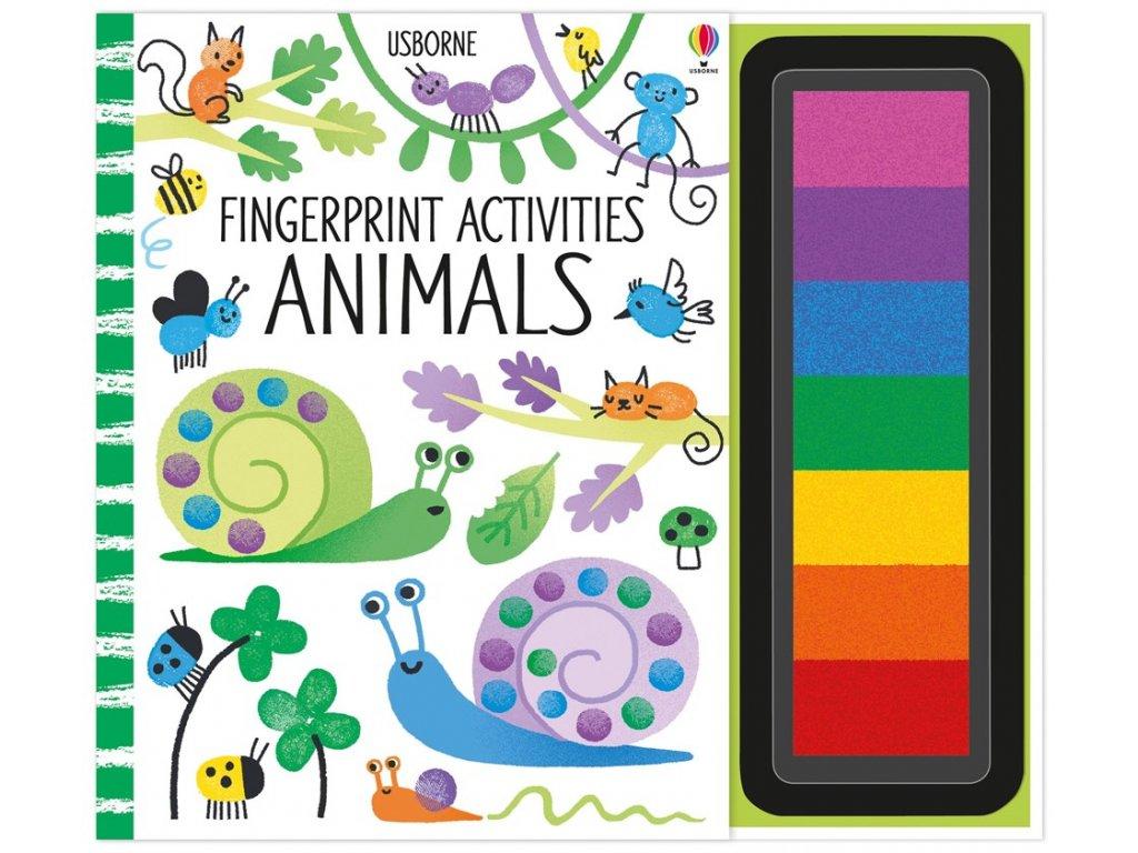 Fingerprint Activities Animals 5