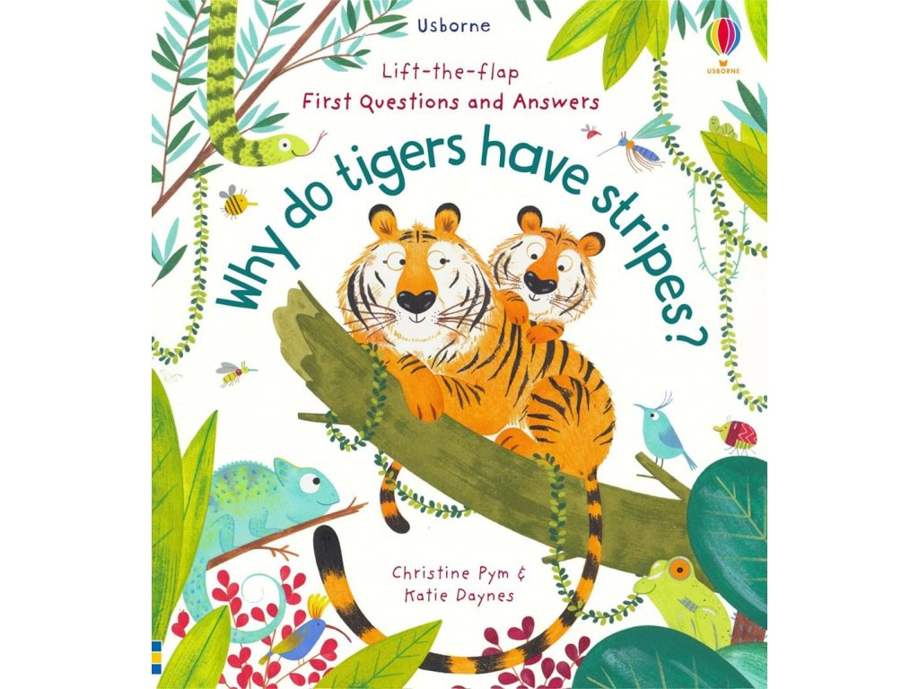Why Do Tigers Have Stripes
