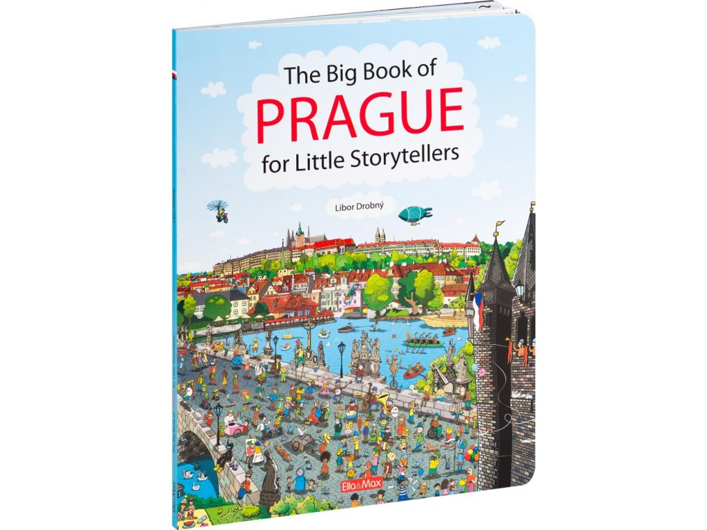 The Big Book of PRAGUE for Little Storytellers 1