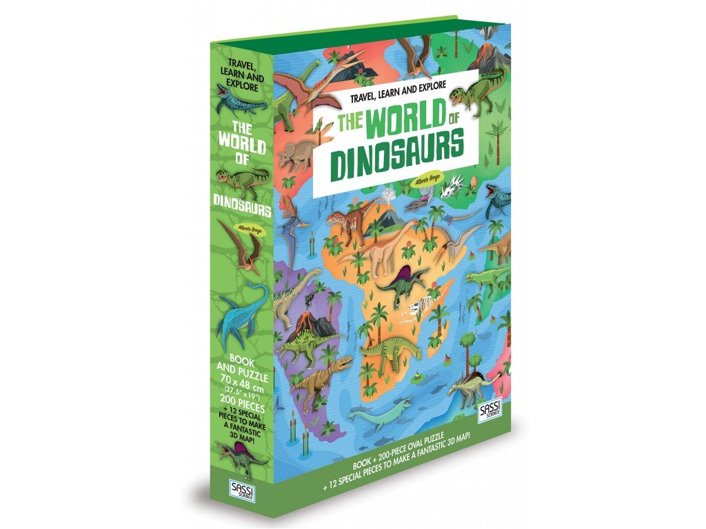 The World of Dinosaurs 1