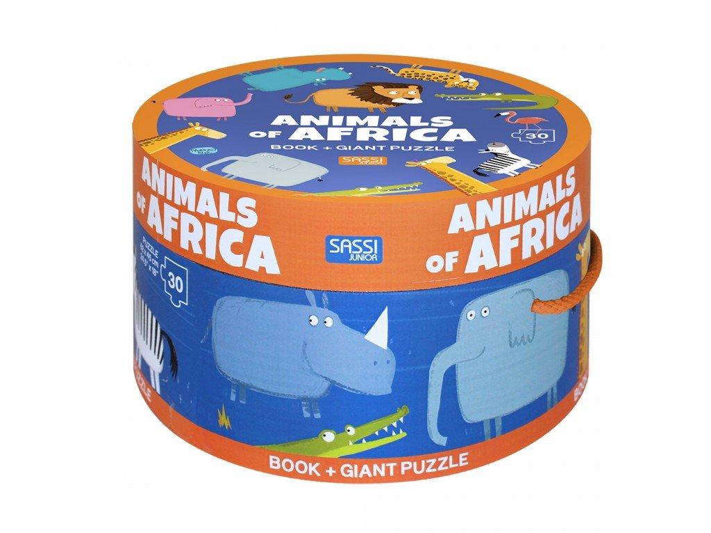 Animals of Africa 1