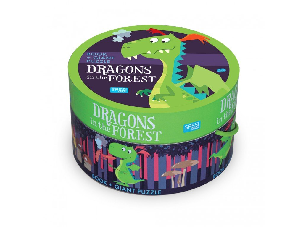 Dragons in the Forest 1