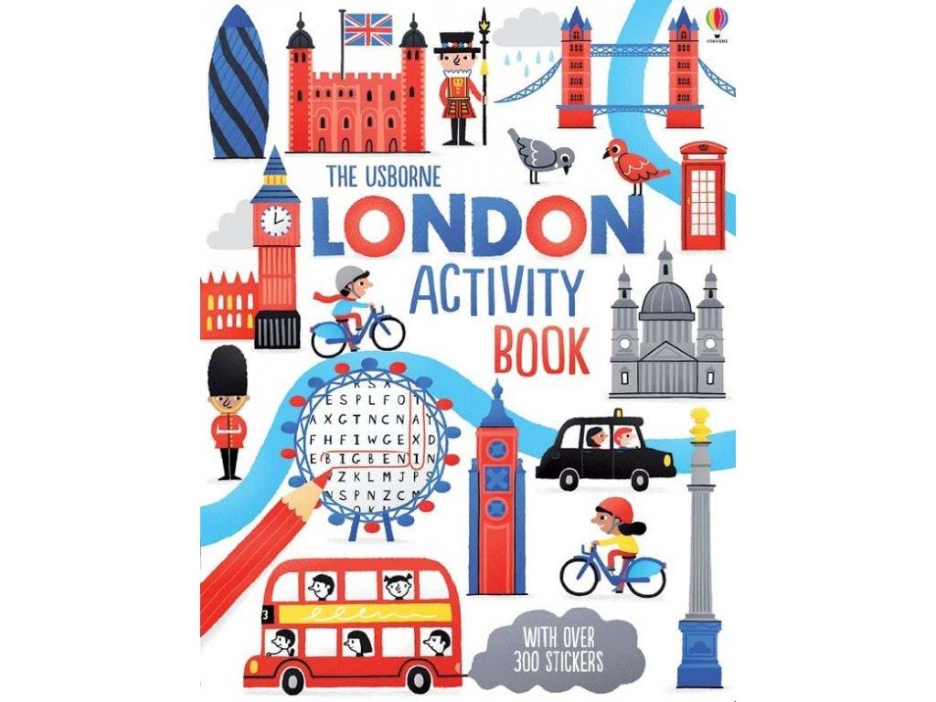 London activity book 1