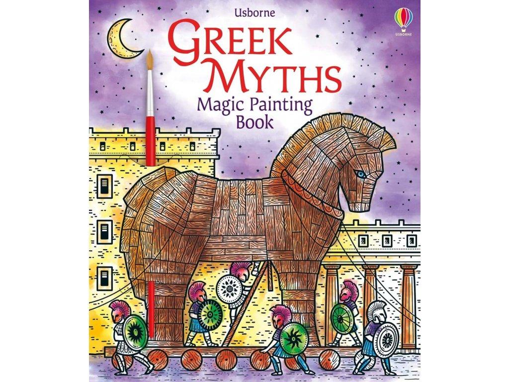 Magic Painting Greek Myths