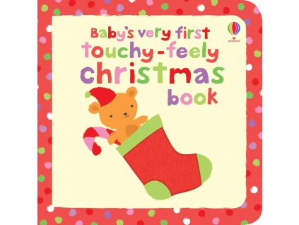 Baby's very first touchy feely Christmas book 1