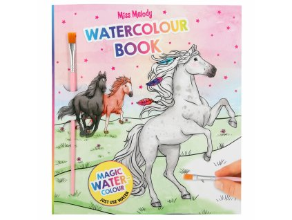 Miss Melody Watercolour Book 1