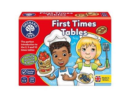 První násobilka (First Times Tables) 1