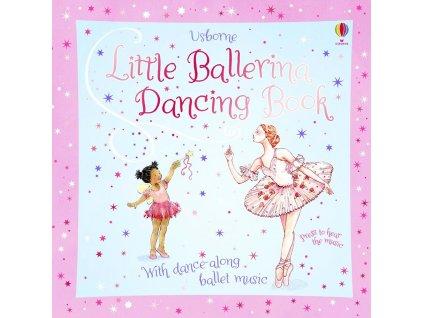 Little ballerina dancing book