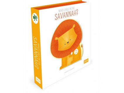 Who Lives in the Savannah 1