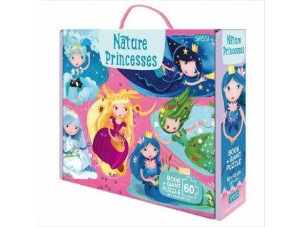 60 dílků Nature Princesses 1