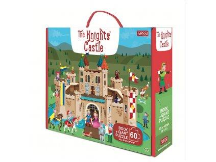 60 dílků The Knights' Castle 1
