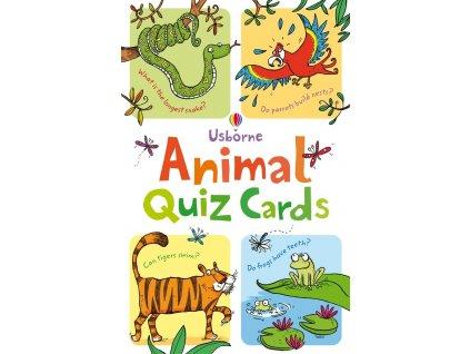 Animal Quiz Cards 1