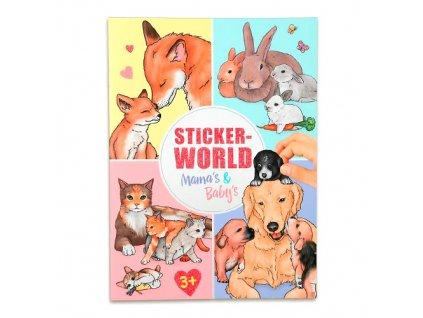 Sticker World Mama's & Baby's 1