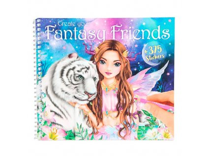 Create Your Fantasy Friends 1