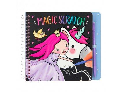 Princess Mimi Mini Magic Scratch (škrabací sešit) 1